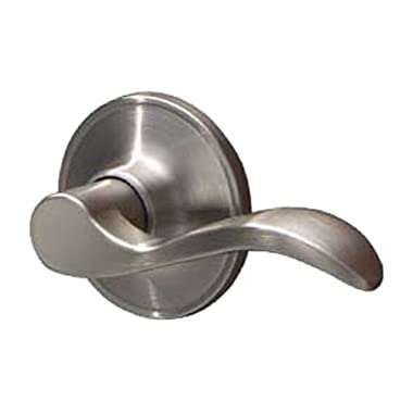 Dexter by Schlage J170SEV619RH Seville Decorative Inactive Trim Right Handed Lever, Satin Nickel
