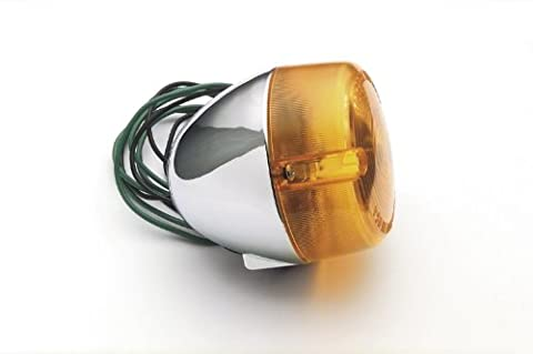 Chris Products Turn Signal Lens - Amber DHD2A (Dhd External)