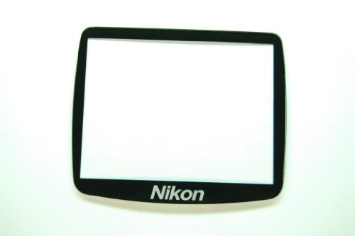 (Nikon D80 LCD Display Cover Window with Tape New Part GioStock)