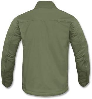 Mil-Tec Softshell Jacke Light Weight Oliv