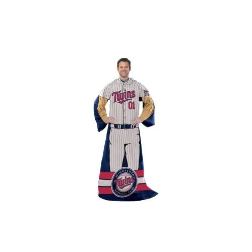 The Northwest Co Official MLB 'Uniform' Adult Comfy Throw by mpany