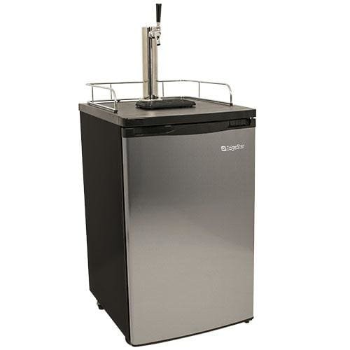 EdgeStar KC2000SS Full Size Kegerator and Keg Beer Cooler (Large Image)