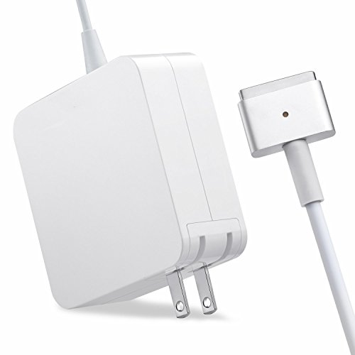 Sehonor Charger Repalcement for MacBook Air Charger 11 Inch 13 Inch AC 45W Magnetic Magsafe 2 Shape Connector Power Adapter After 2012