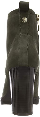 715 Para Botas 25202 Verde Militar Mujer Caprice Nubuc khaki 8wtRqCC