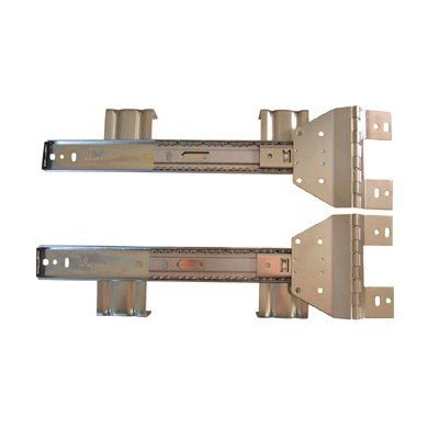 Knape & Vogt Kv8050Pez 16 16 In. Ez Door Slide With .75 In. Offset Hinge - (Flipper Door Set)