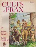 img - for Cults of Prax (Runequest) book / textbook / text book