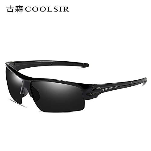 de 1 Deportes Mjia Aire Black polarizados Hombre Libre Deportivas de Rojo nbsp;Colores sunglasses frame de Marco nbsp;polarizadas Montar al Sol Espejo Gafas Gafas pRpX6w