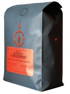Intelligentsia Coffee Black Cat- Regular, Whole Bean Blend