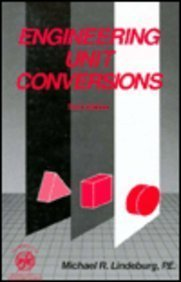 - Engineering Unit Conversions (Engineering Reference Manual Series)