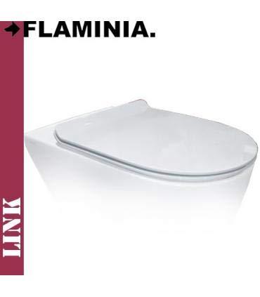Duroplast Flaminia 5051/CW04/Slim for Toilet Seat Link White