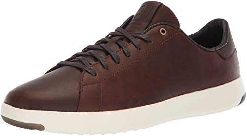 - Cole Haan Men's Grandpro Tennis Sneaker, Mesquite/Dark Coffee, 8.5 M US