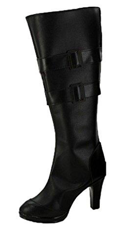 Bromeo Touken Ranbu Online Game Kashuu Kiyomitsu Cosplay Schuhe Stiefel Stiefeletten