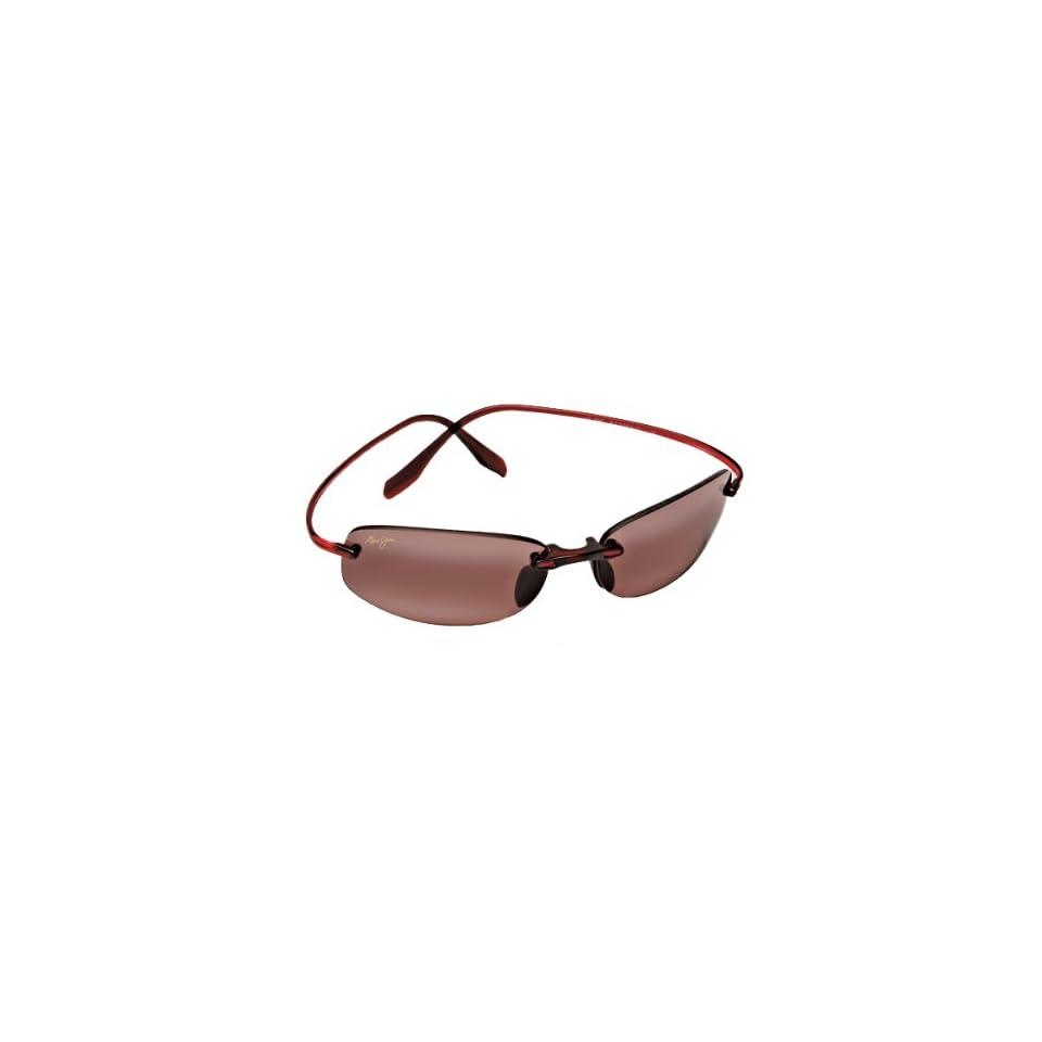 Maui Jim Moku Sunglasses Burgundy