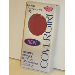 Covergirl - Magnetic Color Pot Lipcolor - Clear - 105