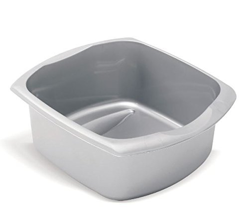 ADDIS 510562 9.5L LARGE RECTANGULAR BOWL METALLIC