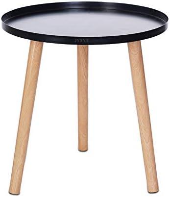 JYXYT Modern Metal End Table