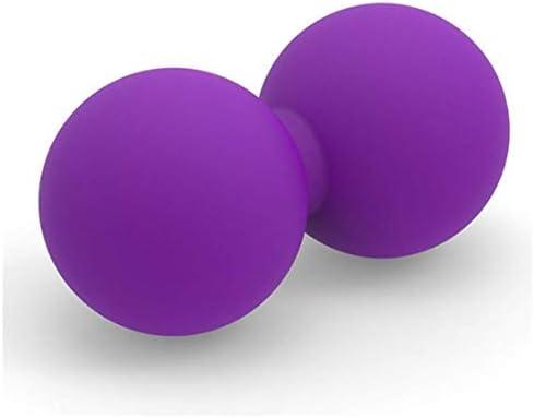 Minasan - Pelota de masaje con bola de banda para la espalda, los ...