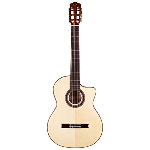 (Cordoba GK Studio [Gipsy Kings Signature Model] Acoustic Electric Nylon String Flamenco Guitar)