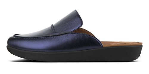 Midnight Navy O42 Metallic Women's Serene Footwear FitFlop XTUqq