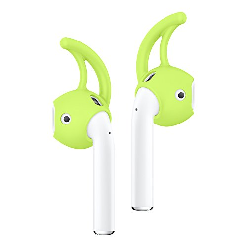 quality design 96d53 329a4 Spigen TEKA RA200 Airpods Earhooks Cover for Apple Airpods - Import ...