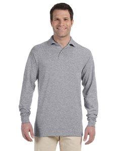Knit Mens Golf Shirt - 5