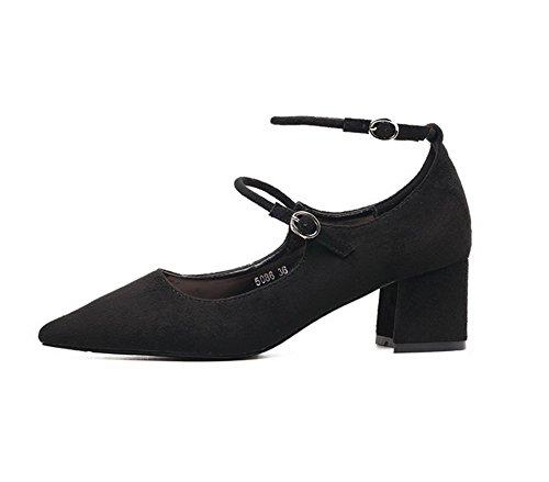Sandali Zeppa Donna Con 1to9mmsg00132 Black aRfdEqw