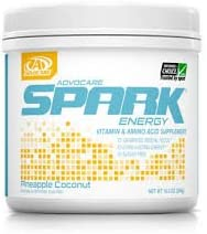 Advocare Spark Pineapple Coconut Canister
