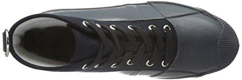 Ilse Jacobsen Dessert Hi-Top Sneakers RUB93 Zapatillas altas, Mujer Gris (Grau (006)