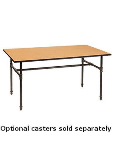 Retails Dark Grey Large Nesting floor Display Table 32''D x 60''W x 30â€H