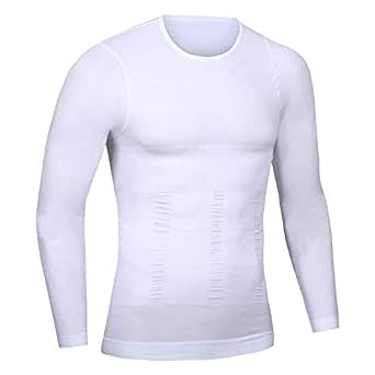 White Men Shapewear For Men