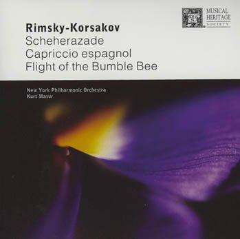 Rimsky-Korsakov: Scheherazade / Capriccio espagnol / Flight of the Bumble Bee (Heritage Bumble Bee)