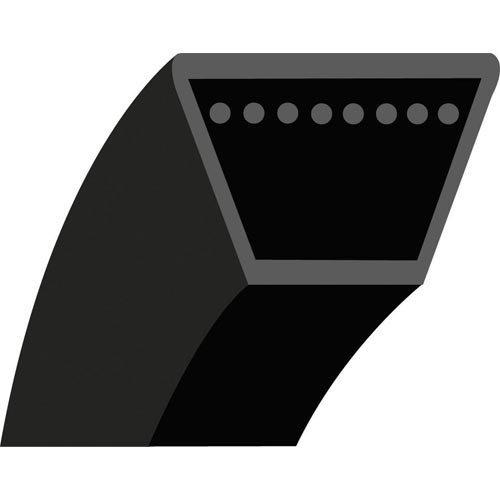 - 12.7x8 mm Section 1//2 Longueur ext/érieure: 37-939,80 mm 4LK37 : Courroie lisse trap/ézo/ïdale pour Motoculteurs STAUB Mod/èle MECABECHE 12.7 mm