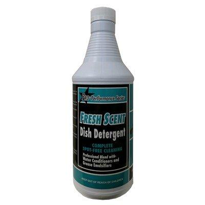 Pro-Performance Series Fresh Scent 32 oz. Dish Detergent 12/Case (3 Case)