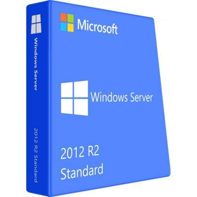 Media Wíndоws Server 2012 R2 Standard OEM (2 CPU/2 VM) - Base License|
