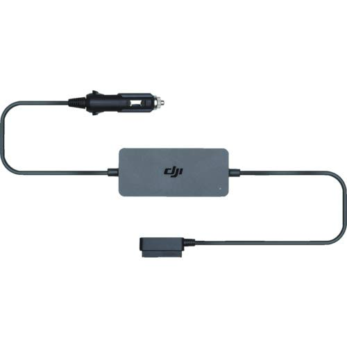 DJI Mavic AIR Part 4 Car Charger - Black - CP.PT.00000120.01