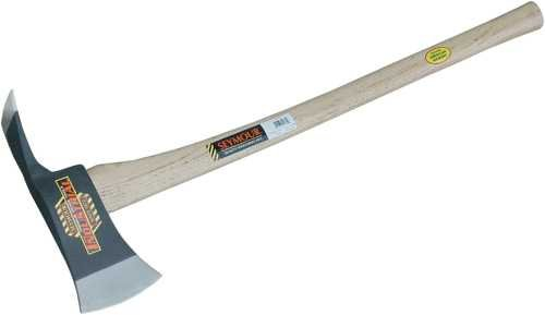 Seymour AX-P3 3-1/2-Pound Pulaski Axe with 36-Inch Hickory Handle