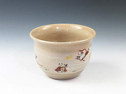 Akahada-Yaki Japanese Pottery Sake Cup