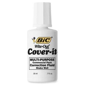 (BICWOC12DZ - Cover-It Correction Fluid)
