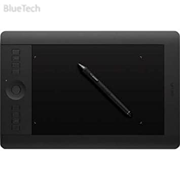 Wacom intuos pen and touch medium software