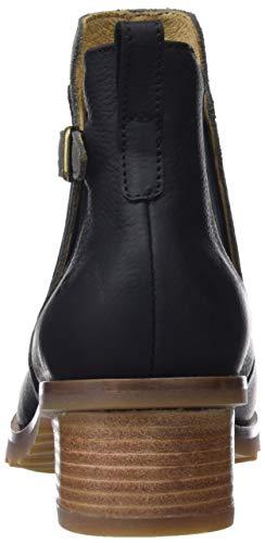 Classiques El lux Noir Bottes black Naturalista Soft Grain N5112 Femme qwY4qvn