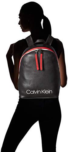 black Mochilas K60k604455 Colore Mujer Calvin Modello Nero Klein Nero Mujer Marca cvwARg6qxR