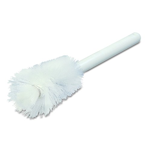 (Carlisle 4046600 Sparta Handle Pint Bottle Brush, Polyester Bristles, 2-1/2