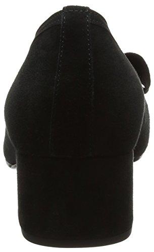 Gabor Dames Escarpins Noirs De Base (17) Noir