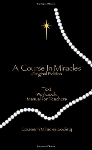 A Course in Miracles-Original Edition by Brand: Course in Miracles Society