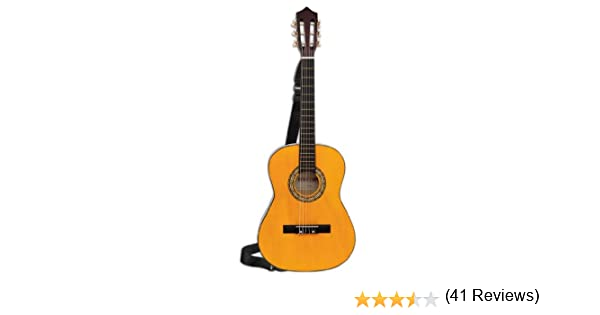 Bontempi - Guitarra En Madera de 92 cm (GSW 92/AC): Amazon.es ...