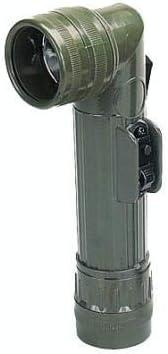 Mil-tec ángulo lámpara de bolsillo 6 LED verde oliva ángulo-linterna ángulo lámpara