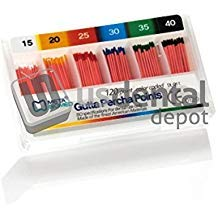 META - Gutta Percha Points Color Coded S...