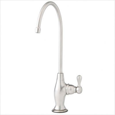 Mountain Plumbing MT600-NL-SC Satin Chrome Universal The Little Gourmet No Lead Point Of Use Drinking Faucet ()
