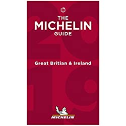 MICHELIN Guide Great Britain & Ireland 2019: Hotels & Restaurants (Michelin Red Guide)