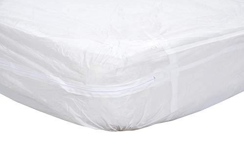 Essential Medical Supply Zippered Mattress Protector for Hospital -
